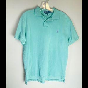 Vintage Polo Ralph Lauren Shirt Men's Size Large